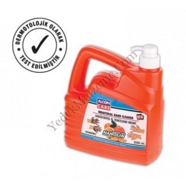 ALCON Nanolin El Temizleme kremi Hand Cleaner  3 KG M-4303