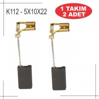 6,3x12,5x24 Bosch 7-46 Tipi kömür