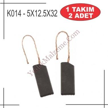 5x13,5x32 Bosch Arçelik oçm kömürü