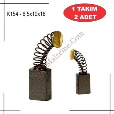 6,5X10X16 Alçı Karıştırıcı kömürü