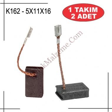 5x11x16 AEG WS 9-115 Tipi taşlama Kömürü