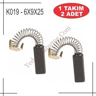 6x9x25 Metabo Tipi Kömür