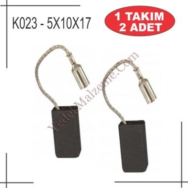 5x10x17 Bosch Tipi Kırıcı Kömür