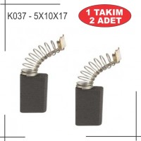 5X10X17 Metabo SB650 Tipi Matkap Kömürü