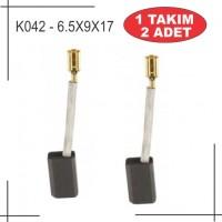 6,5X9X17 Hitachi Tipi G12 SE2 kömürü