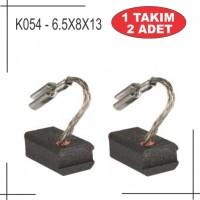 6,5X8X13 Bosch GWS 7-115 Yeni Model Tipi Kömür