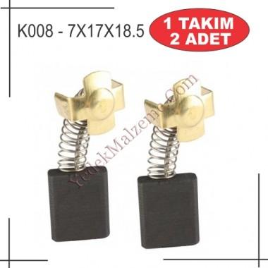 7x17x18,5 Hitachi Tipi Kömür