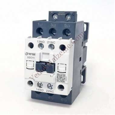 Tense 32 Amper Kontaktör Uec1-32c11m7