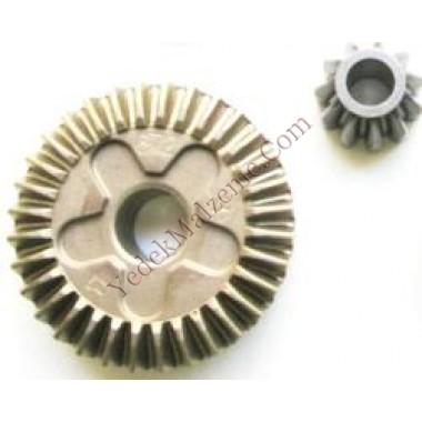 6-115 Dişli takımı Bosch Taşlama Tipi