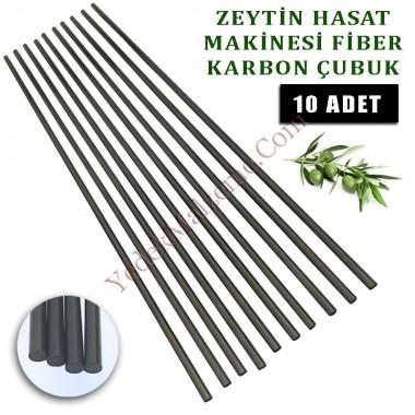 Derentürk Zeytin Toplama Makinası uyumlu çubuk 5 mm. 10 adet